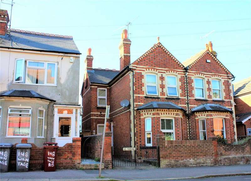 3 Bedrooms Semi Detached House for sale in Wantage Road, Reading, Berkshire, RG30