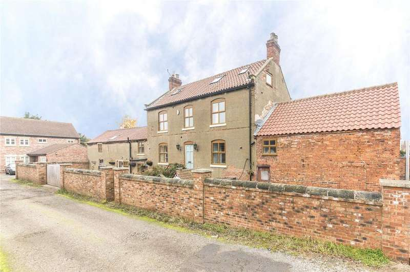 3 Bedrooms Barn Conversion Character Property for sale in High Street, Barnby Dun, Doncaster, DN3