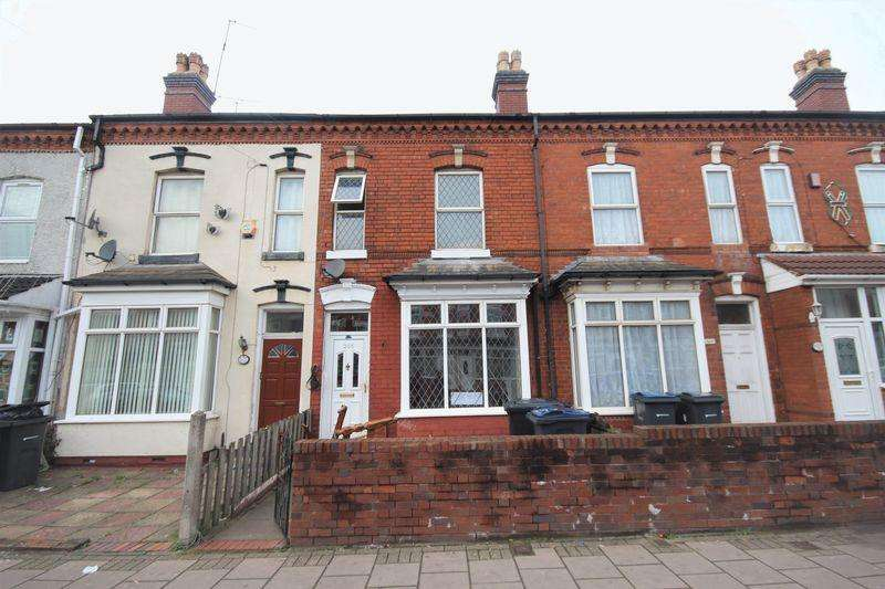 3 Bedrooms Terraced House for sale in Charles Road, Birmingham