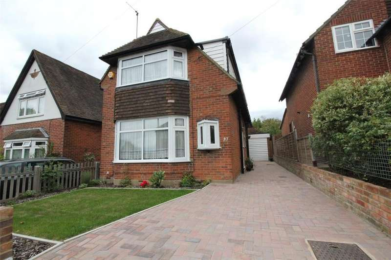 3 Bedrooms Detached House for sale in Anderson Avenue, Earley, Reading, Berkshire, RG6