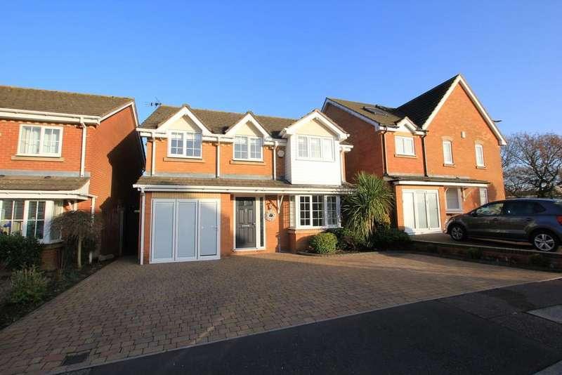 5 Bedrooms Detached House for sale in St. Davids Close, Stevenage