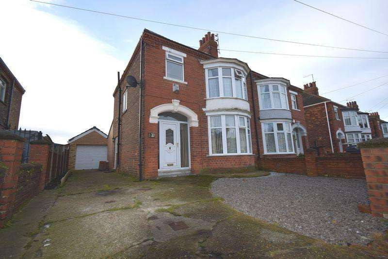 3 Bedrooms Semi Detached House for sale in Riversdale Road, Hull