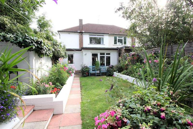 3 Bedrooms Semi Detached House for sale in Silverdale Road, Earley, Reading, Berkshire, RG6