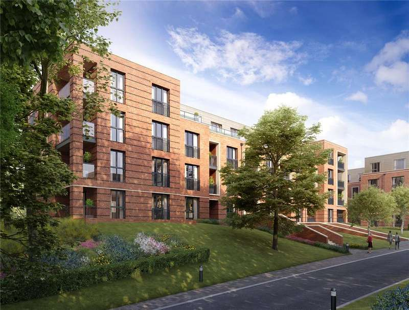 3 Bedrooms Flat for sale in 82 Knights Quarter, West End Terrace, Winchester, Hampshire, SO22
