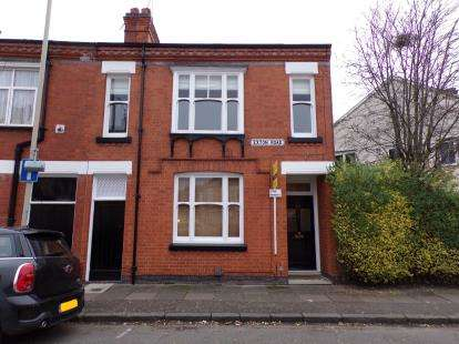4 Bedrooms End Of Terrace House for sale in Exton Road, Leicester, Leicestershire, England