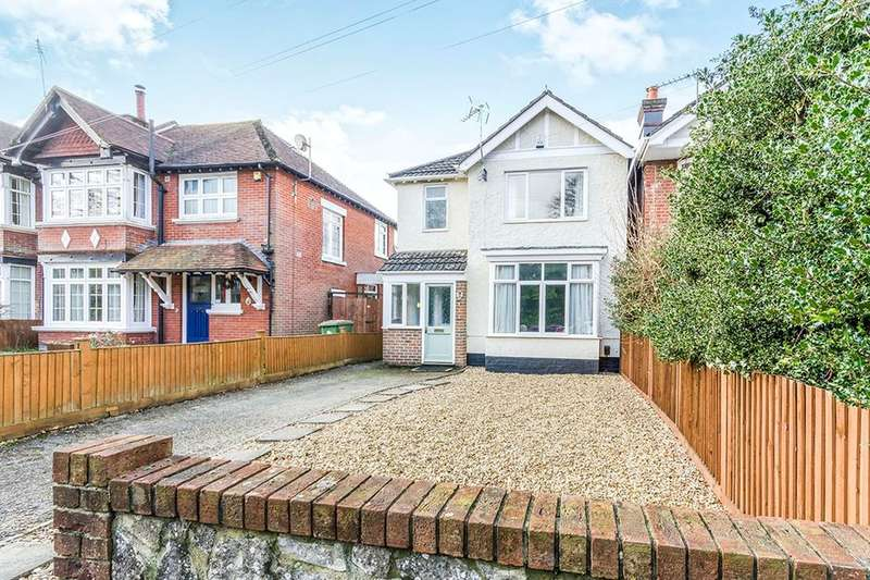 3 Bedrooms Detached House for sale in Seymour Road, Southampton, SO16
