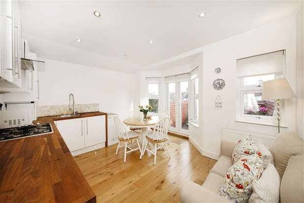 1 Bedroom Flat for sale in Como Road, Forest Hill