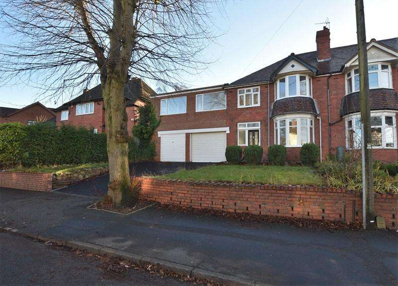 4 Bedrooms Semi Detached House for sale in St. Marks Road, Smethwick
