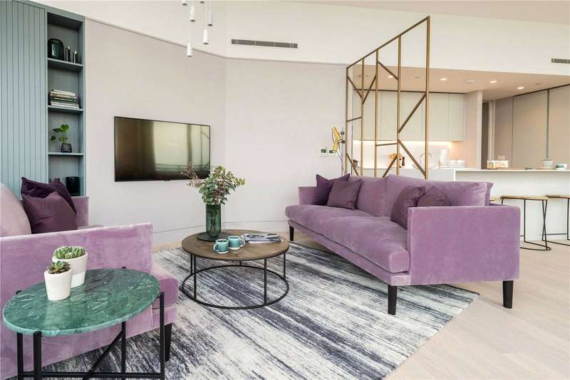 3 Bedrooms Flat for sale in Penn Street Hoxton London