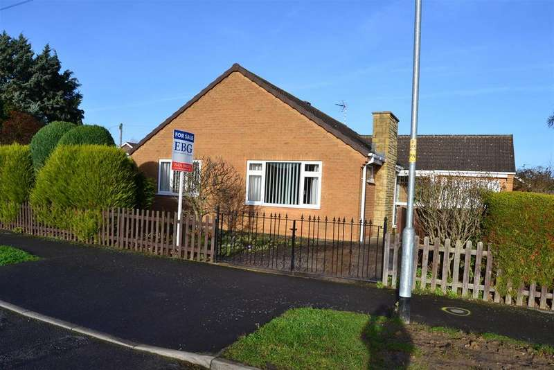3 Bedrooms Detached Bungalow for sale in Farndale Crescent, Grantham