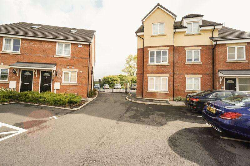 2 Bedrooms Apartment Flat for sale in Beaumont Rise, Deane