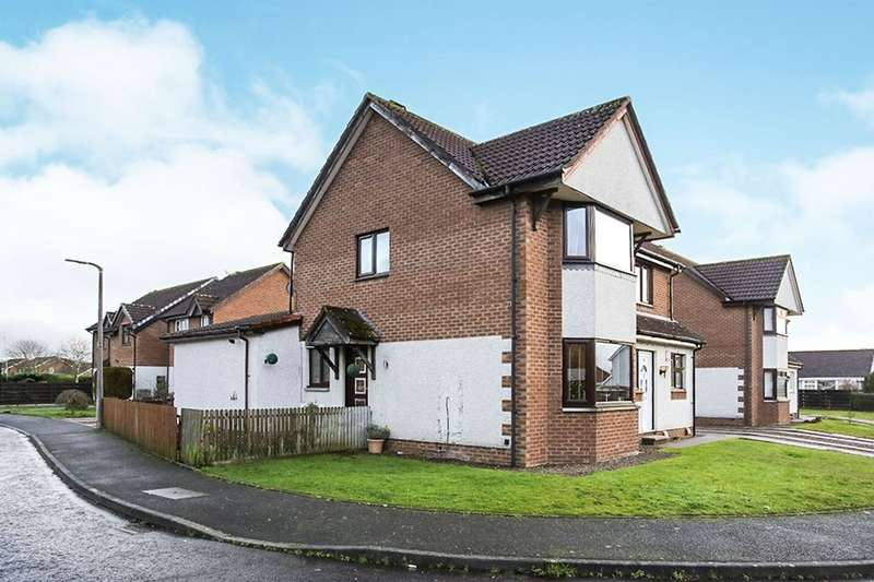 3 Bedrooms Semi Detached House for sale in Anne Arundel Court, Heathhall, Dumfries, DG1
