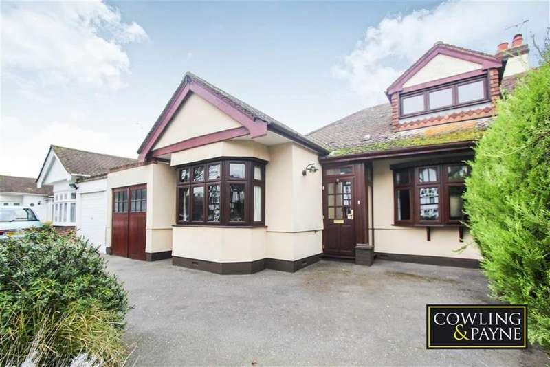 6 Bedrooms Chalet House for sale in Roxburgh Avenue, Upminster, Essex