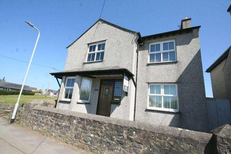 3 Bedrooms Detached House for sale in Llannerch-Y-Medd, Anglesey