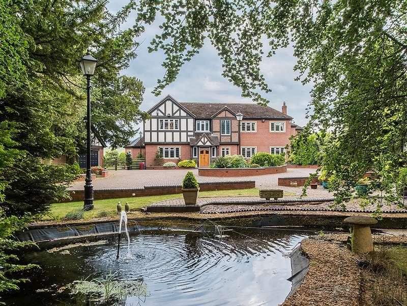 6 Bedrooms Property for sale in 'Racecourse House' Racecourse Lane, Stourbridge