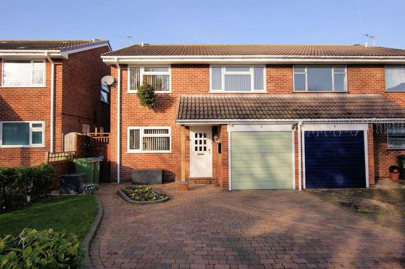4 Bedrooms Property for sale in The Cloisters, Fareham