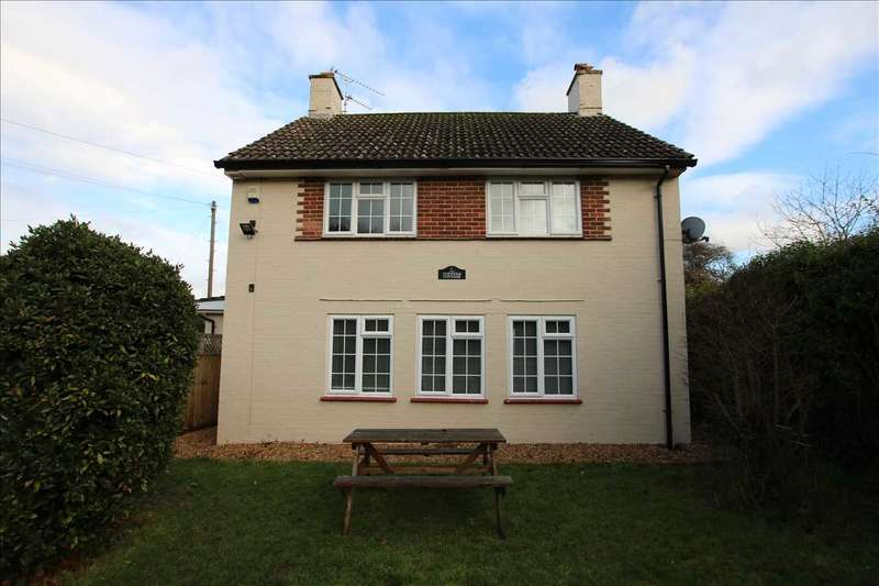 3 Bedrooms Detached House for sale in Coppers Cottage, High Street, Spetisbury