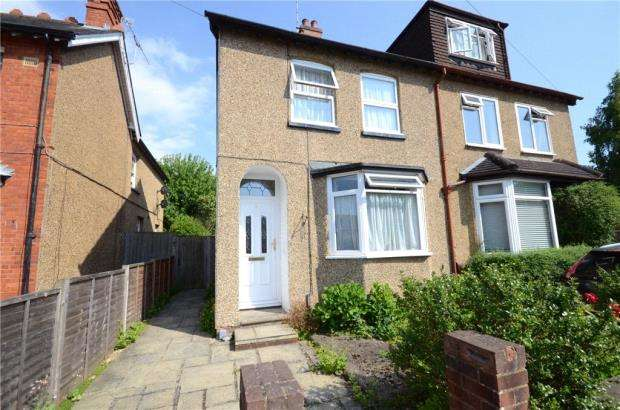 2 Bedrooms Semi Detached House for sale in Fielding Road, Maidenhead, Berkshire