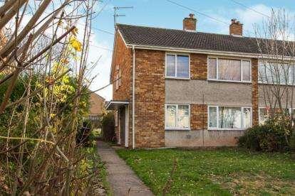 2 Bedrooms Flat for sale in Okebourne Road, Brentry, Bristol