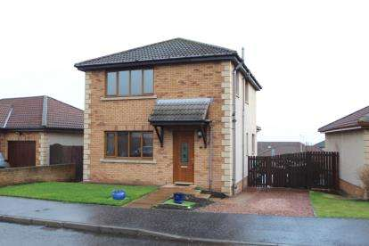 3 Bedrooms Detached House for sale in Tyrie Avenue, Kirkcaldy