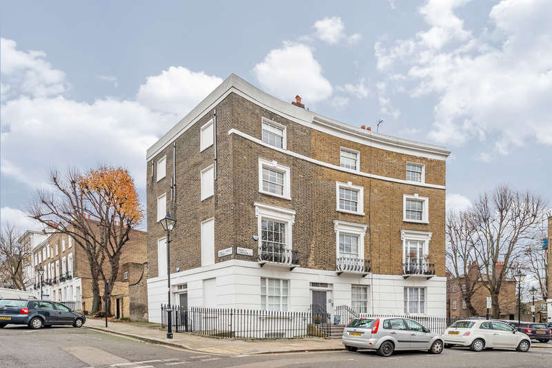 3 Bedrooms Flat for sale in Percy Circus, WC1X 9ET