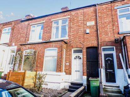 2 Bedrooms Terraced House for sale in Regent Street, Oadby, Leicester, Leicestershire