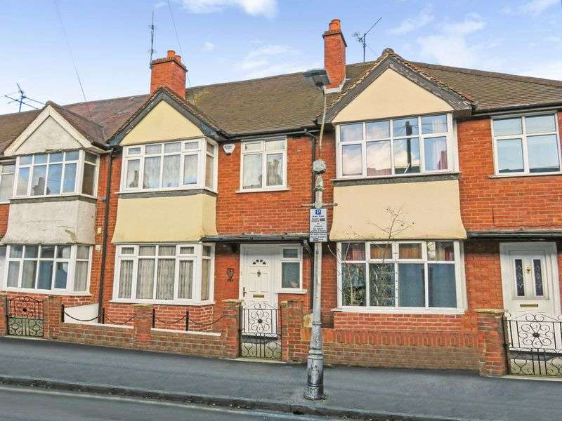 3 Bedrooms Property for sale in Salisbury Road, Reading