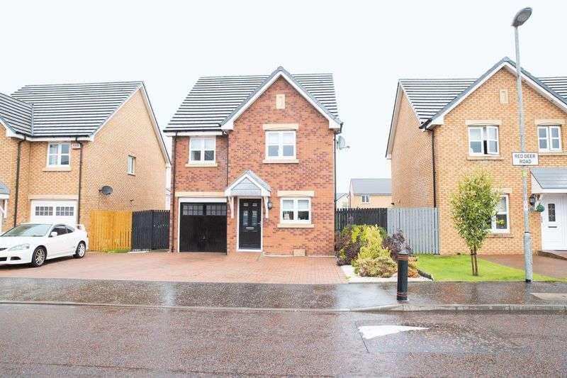 4 Bedrooms Property for sale in Red Deer Road, Glasgow