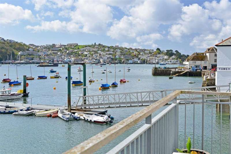 4 Bedrooms Town House for sale in Custom House Hill, Fowey