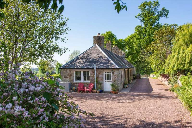 3 Bedrooms Semi Detached House for sale in Ladywell, 2 Duncanlaw Cottages, Gifford, East Lothian, EH41