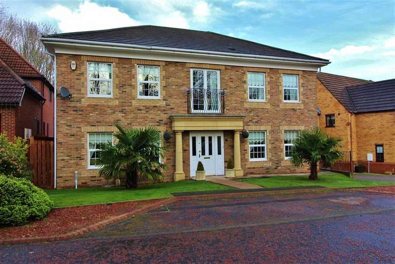 5 Bedrooms Detached House for sale in Duxbury Park, Washington
