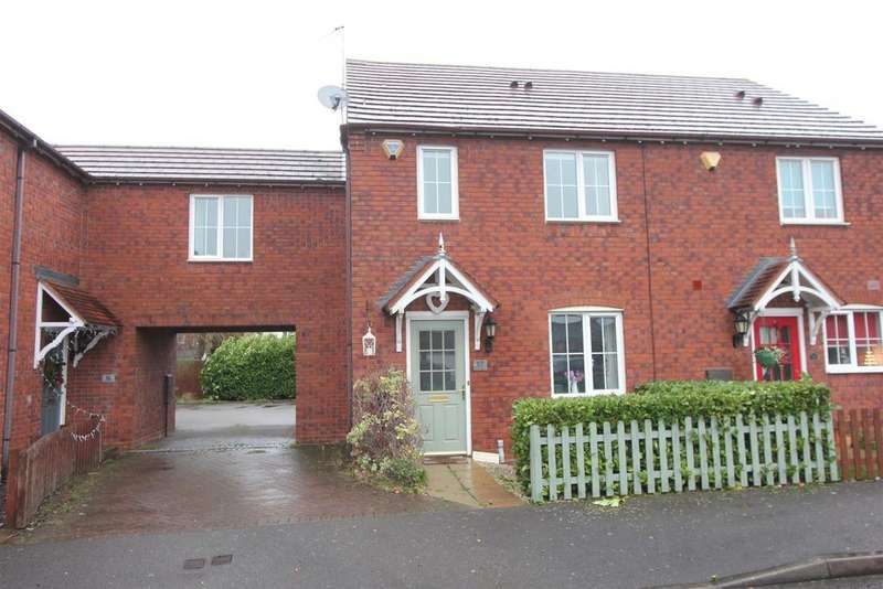 3 Bedrooms Town House for sale in West Hyde, Hinckley