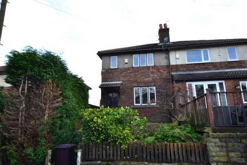 3 Bedrooms Semi Detached House for sale in Cog Lane, Burnley, Lancashire