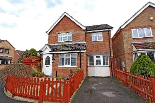 4 Bedrooms Detached House for sale in Kesteven Way, Bourne, PE10