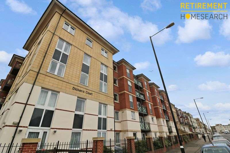 1 Bedroom Property for sale in Dickens Court, Margate, CT9 2HN