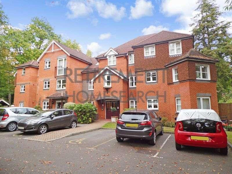 1 Bedroom Property for sale in Silverwood Court, Fleet, GU51 4JG