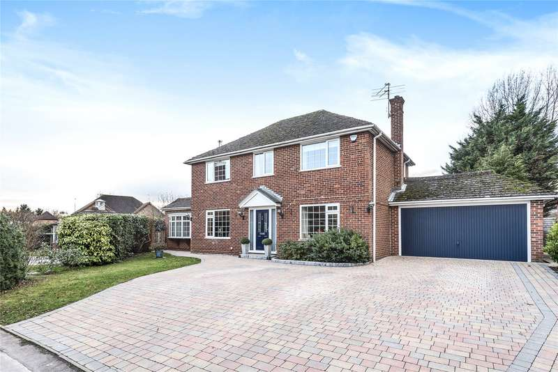 4 Bedrooms Detached House for sale in Mayfields, Sindlesham, Wokingham, Berkshire, RG41