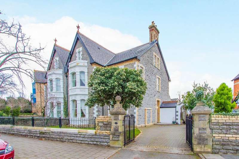 7 Bedrooms Semi Detached House for sale in Victoria Avenue, Penarth, Vale of Glamorgan