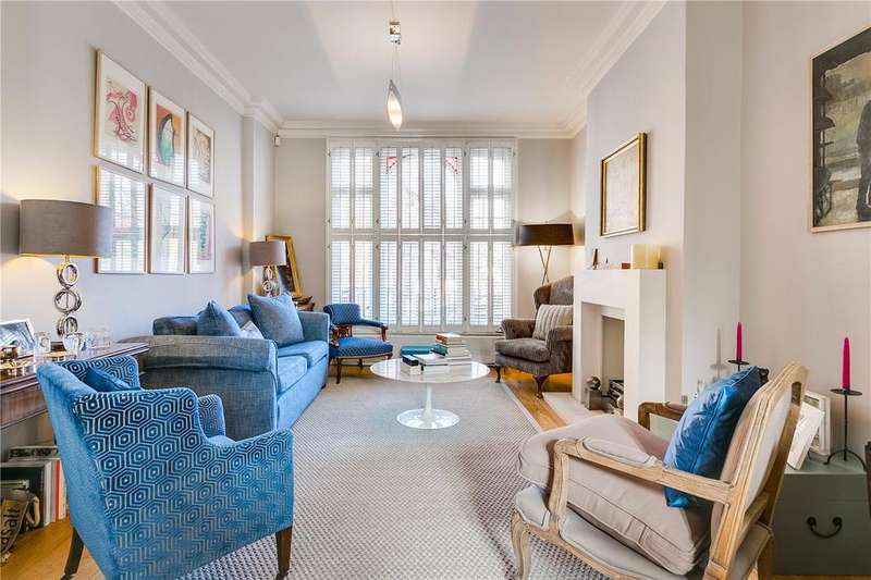 5 Bedrooms Terraced House for sale in Studdridge Street, London, SW6