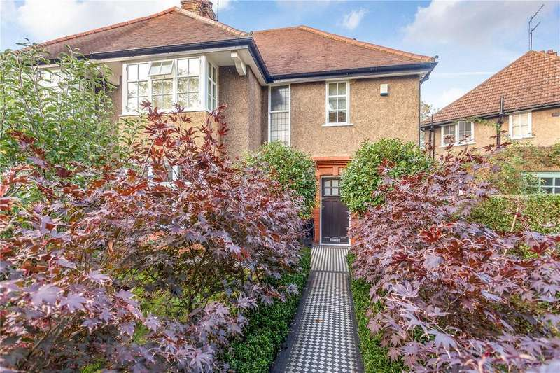4 Bedrooms Semi Detached House for sale in Aberdeen Park, London, N5