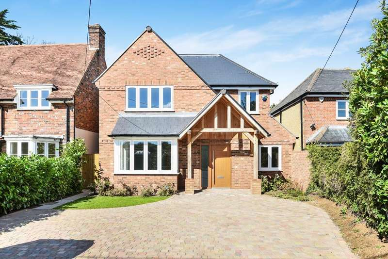 4 Bedrooms Detached House for sale in Ley Hill, Buckinghamshire, HP5