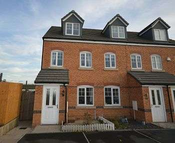 3 Bedrooms End Of Terrace House for sale in Redshank Place, Sandbach, CW11 3JR