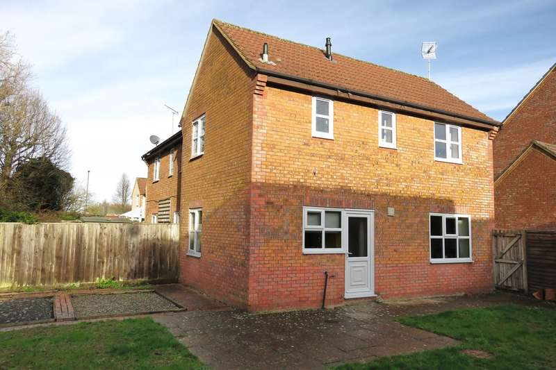 3 Bedrooms End Of Terrace House for sale in Couzens Close, Chipping Sodbury, BS37