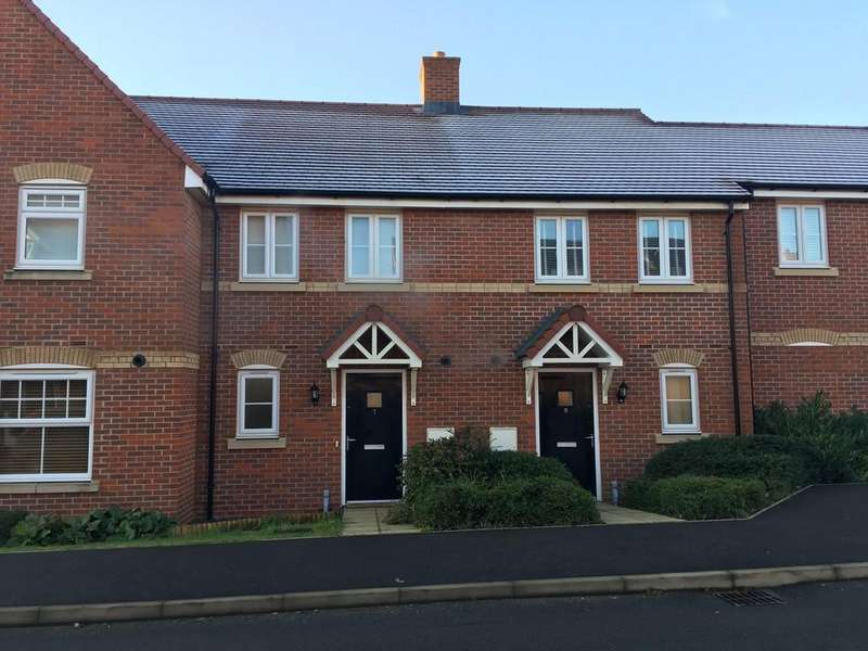 2 Bedrooms Terraced House for sale in Pople Road, Biggleswade, Beds SG18 8GJ