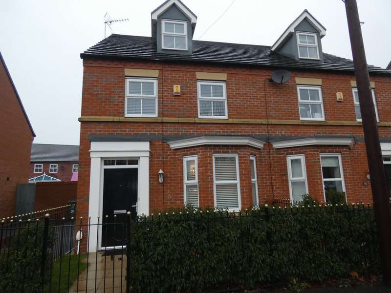 3 Bedrooms Town House for sale in Westminster Road, Liverpool, Merseyside, L4