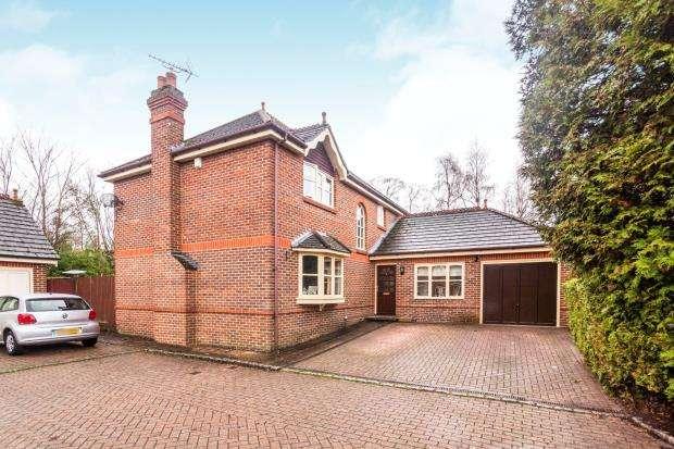 4 Bedrooms Detached House for sale in Lightwater, Surrey, United Kingdom