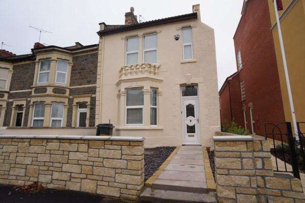 4 Bedrooms House for sale in Staple Hill Road, Fishponds, Bristol, BS16 5BT