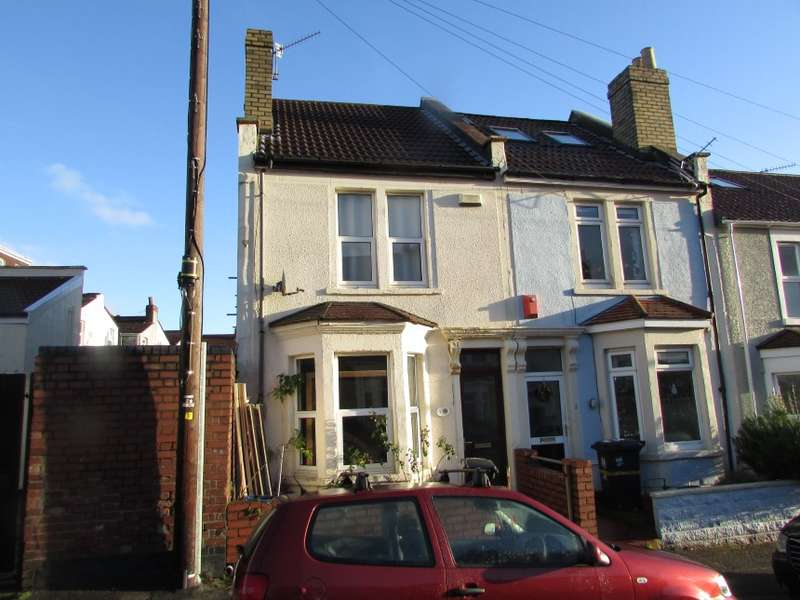 2 Bedrooms End Of Terrace House for sale in 1 Pembery Road, Bedminster, Bristol, Bristol