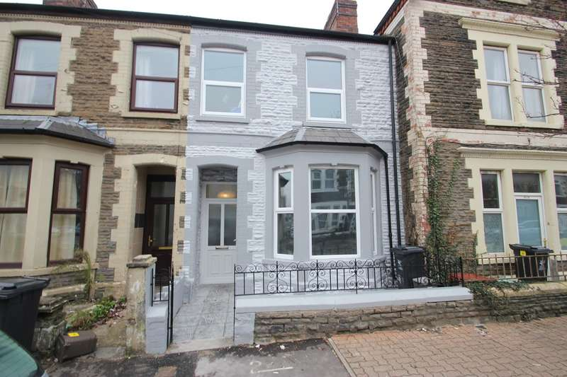 3 Bedrooms Terraced House for sale in Glenroy Street, Cardiff, CF24
