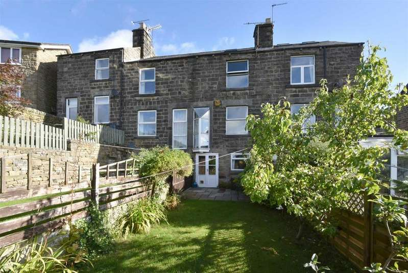 2 Bedrooms Terraced House for sale in Chapel Hill, Ashover, Chesterfield